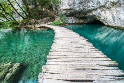 Obraz Ponte di Plitvice