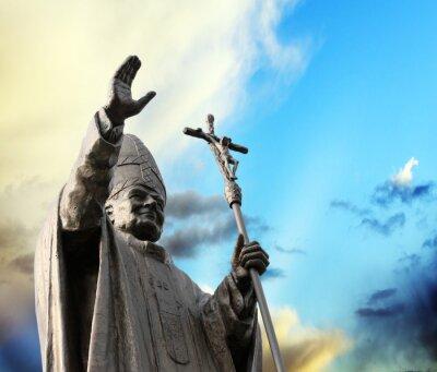 Obraz Pope John Paul