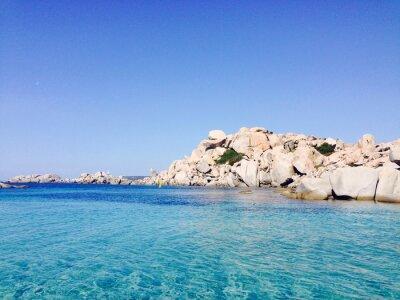 Popływać, Wyspy Lavezzi, Korsyka