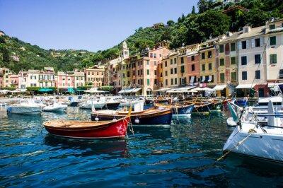 Obraz Portofino, Włochy