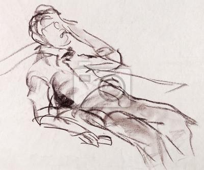 Obraz Portret mężczyzny
