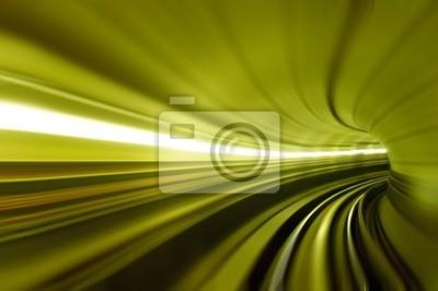 Poruszenie tunelu