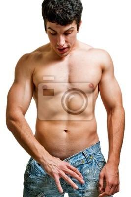 mężczyźni z dużymi obrazami penisa