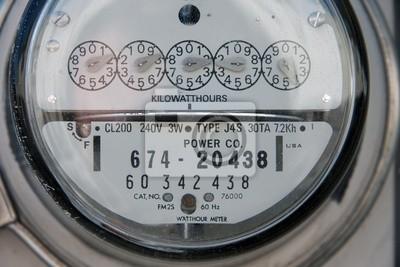 Obraz Power Meter