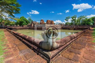 Prasat Muang Tam Historical Park, Buriram, Tajlandia
