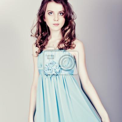 Obraz Pretty young girl