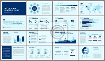 Prezentacje biznesowe przesuwają szablony z elementów plansza. Wykorzystaj w prezentacji, raporcie korporacyjnym, marketingu, reklamie, raporcie rocznym, baneru.