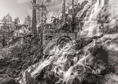 Profile Rocky Eagle Falls