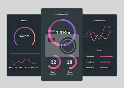 Projekt interfejsu aplikacji mobilnej