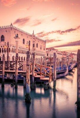 Obraz promenada Venetian