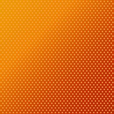 Obraz Proste pomarańczowym tle