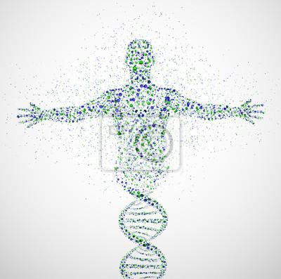 Obraz Prototype człowieka