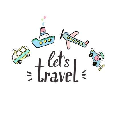 przejdźmy kartę podróży i napis