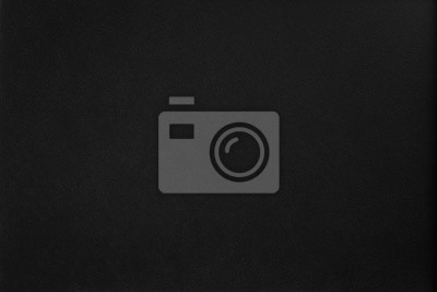 Obraz Pusty ciemny czarny tło ziarniste ściany