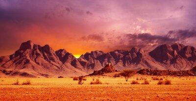 Obraz Pustynia Namib