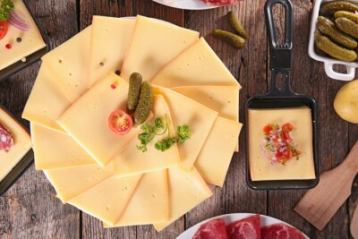 Obraz raclette