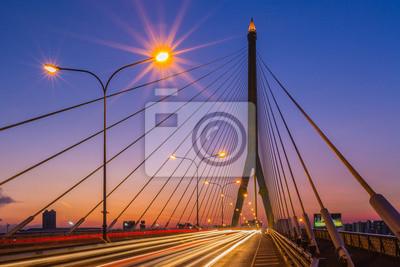 Rama VIII most na rzece Chao Praya