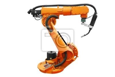 Ramię robota samodzielnie przemysłowy