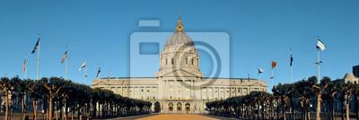 Obraz Ratusz w San Francisco