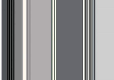 Obraz Rayures bayadères monochromy (CS5)