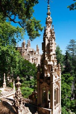 Obraz Regaleira Estate(Quinta da Regaleira) in Sintra, Portugal