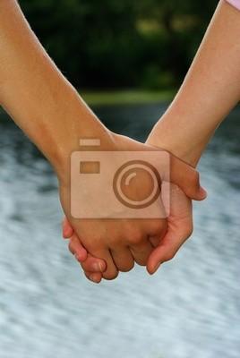 Ręka w rękę
