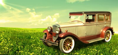 Obraz Retro Car