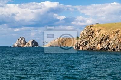 Rock Shaman, Jezioro Bajkał w Rosji.