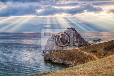 Rock Shaman, Jezioro Bajkał w Rosji