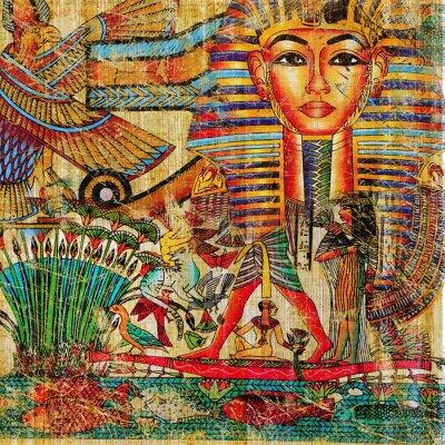 rocznika egipski abstrakcja