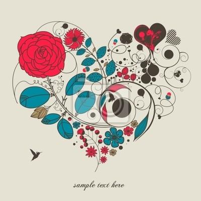 rocznika flower-love