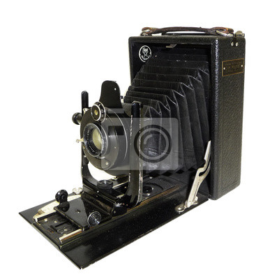 rocznika photoapparat, photografica, fotoapparat