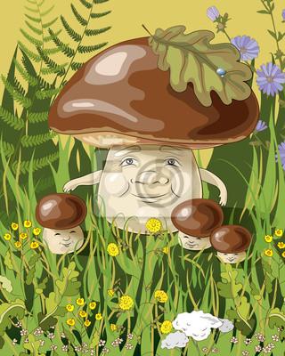 rodzina grzybów