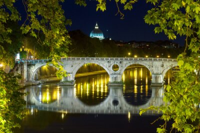 Obraz Roma Ponte Sisto