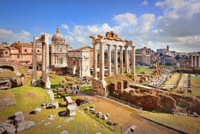 Obraz Roman Forum, Rome