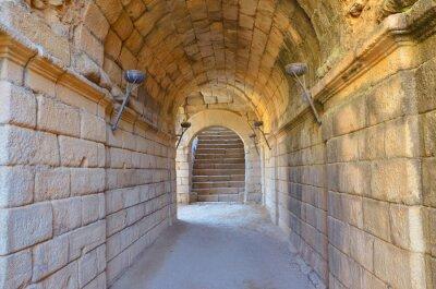 Obraz Roman korytarz