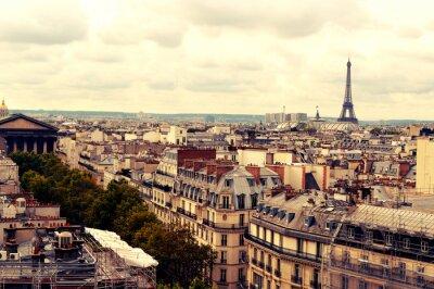 Obraz Rooftop Paris