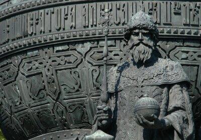 Obraz rosyjski car Iwan III