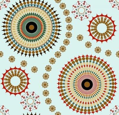 Obraz rosyjski ornament02