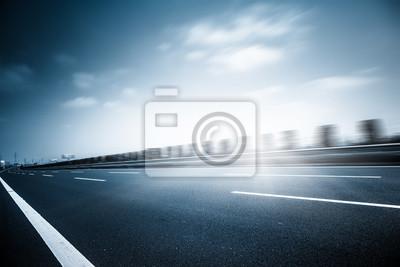 Obraz ruchu drogowego