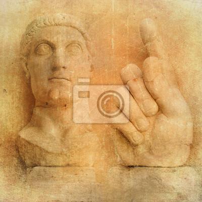 Rzeźba Roman - vintage series
