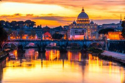 Obraz Rzym, Włochy.
