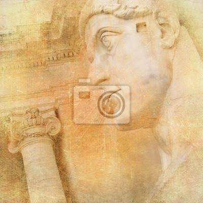 Rzymskie zabytki - seria archiwalne