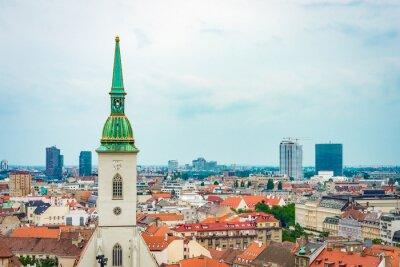 Obraz Saint Martin Cathedral in Bratislava, Slovakia.