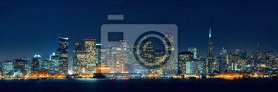 Obraz San Francisco Skyline