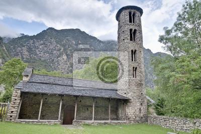Santa Coloma Kościół w Andorze
