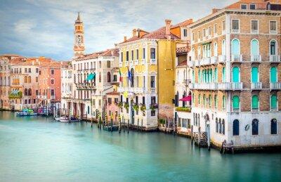 Obraz Scena Canal Grande, Wenecja