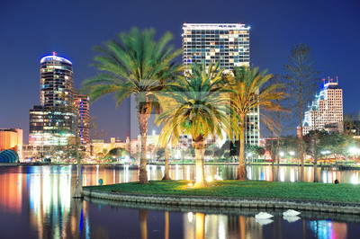Scena nocy Orlando