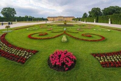 Schonbrunn Palace in Hietzing, Vienna.