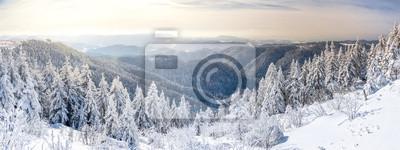 Schwarzwaldhochstrasse Panorama